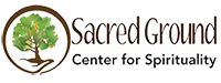 Sacred Ground Sticky Logo Retina